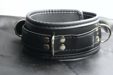 Padded Vegan Friendly Collar (Style 10)