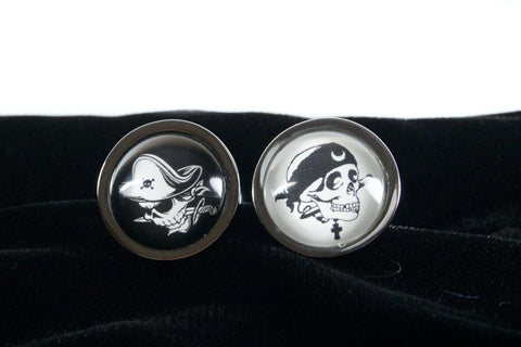 Custom Skull Butt Plug Small Choose Your Image