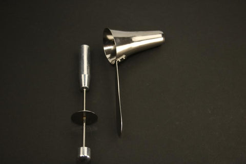 2 Piece Anal Speculum for Medical Play
