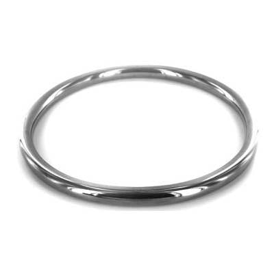 Round Steel Slave Collar with optional O-ring