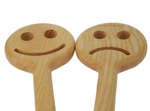 Emoji Impression Spanking Paddles by The Kink Factory