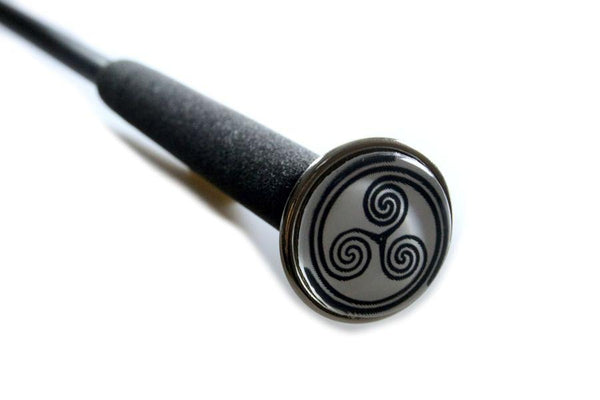 Custom Clan Symbol Spanking Cane Choose your Image