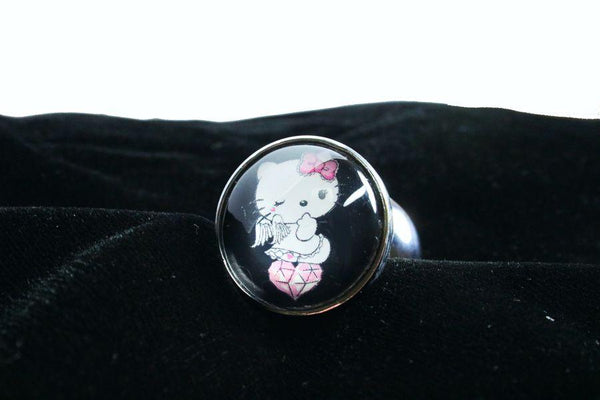 Kitty Angel Butt Plug