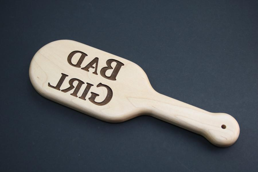 Impression Spanking Paddle by The Kink Factory