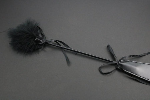 Feather Tickler for Sensation w/Handle
