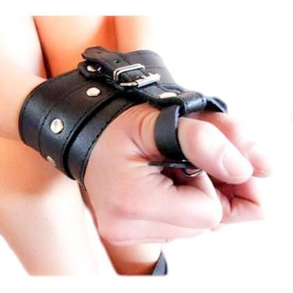 Thumb Cuffs PVC Restraints