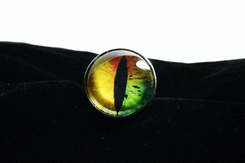 Colorful Dragon Eye Butt Plug