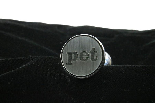Pet Custom Steel Butt Plug