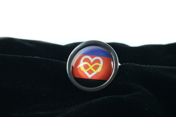 Custom Pride Flag Butt Plug Large Choose Your Image