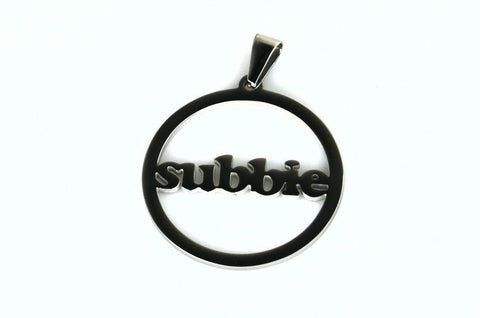 subbie Stainless Steel Pendant