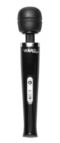 Wand Essentials 8 Speed 8 Mode Rechargeable Massager Full Size Wand Vibrator