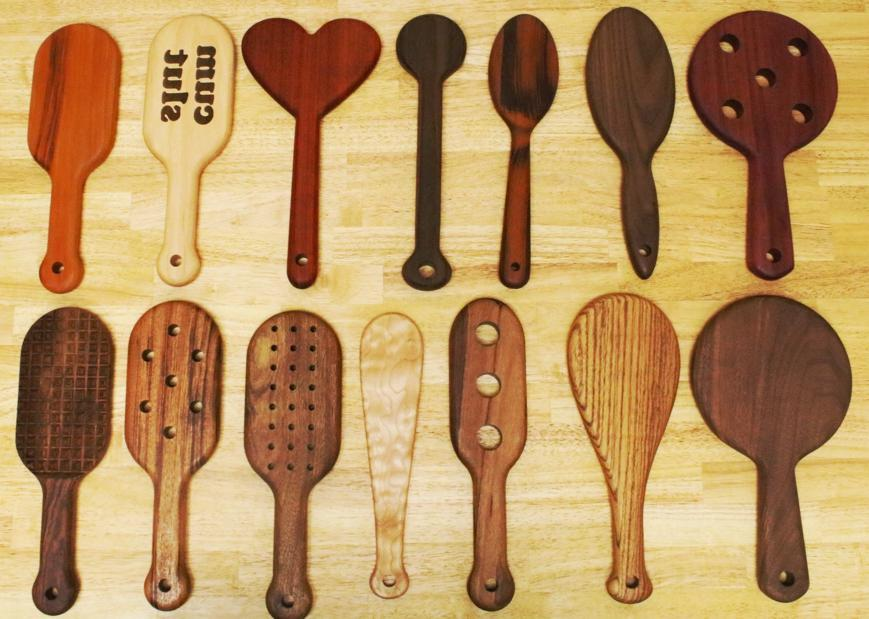 New Paddle Styles