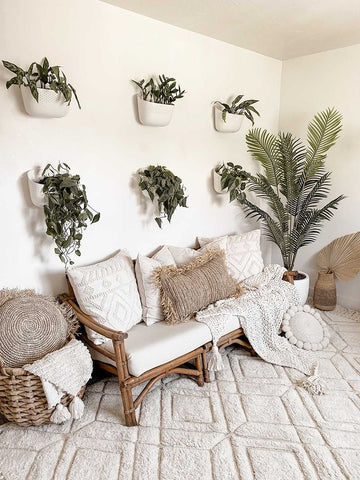Small space styling tips