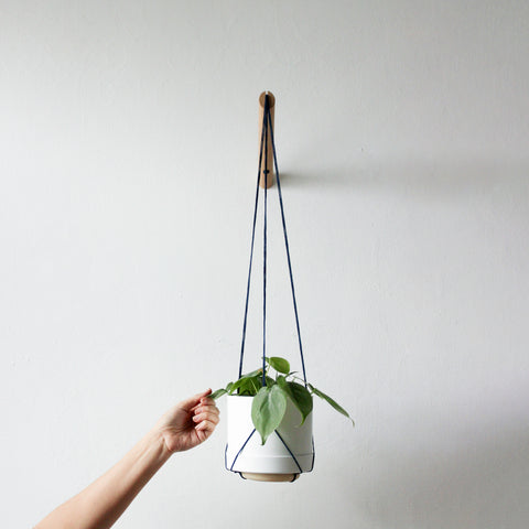 Hanging Planter by Loop Living