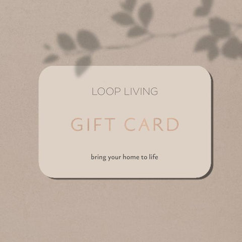 Gift card for plant lovers
