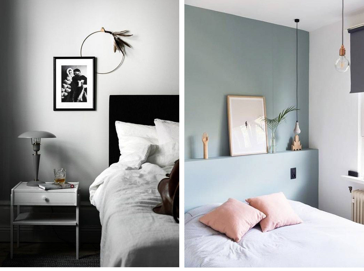 Bedrooms that encourage sleep