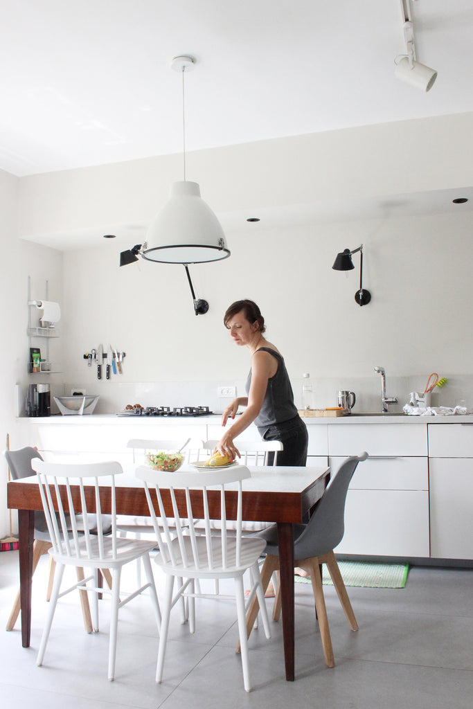 Modern kitchen in Tel Aviv