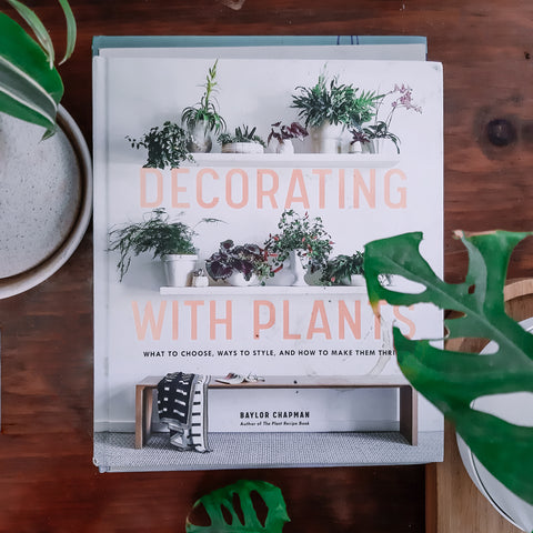 Decorating with Plants Review