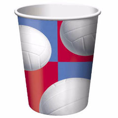 All Star Volleyball - Cups - 9oz