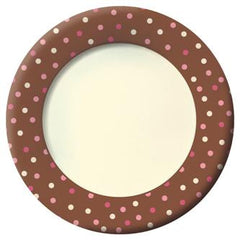 Blush Dots - Beverage Napkins