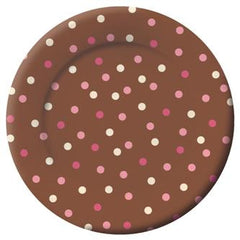 Blush Dots - Lunch Napkins