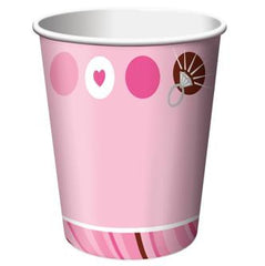 Bride 2 Be Dots Cups - 9 oz