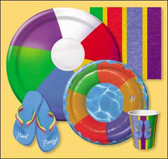 Beach Ball Party Package