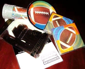 Championship Football Fun Package