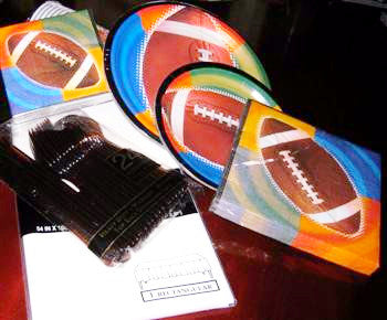 Championship Football More Fun Package