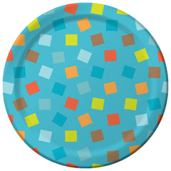 Circles & Squares Table Cover
