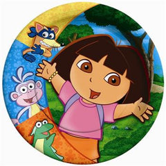 Dora the Explorer - Invitations