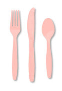 Cutlery - Brown Clear - Heavy Weight