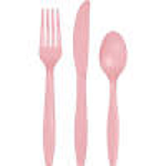Cutlery - White - Heavy Weight