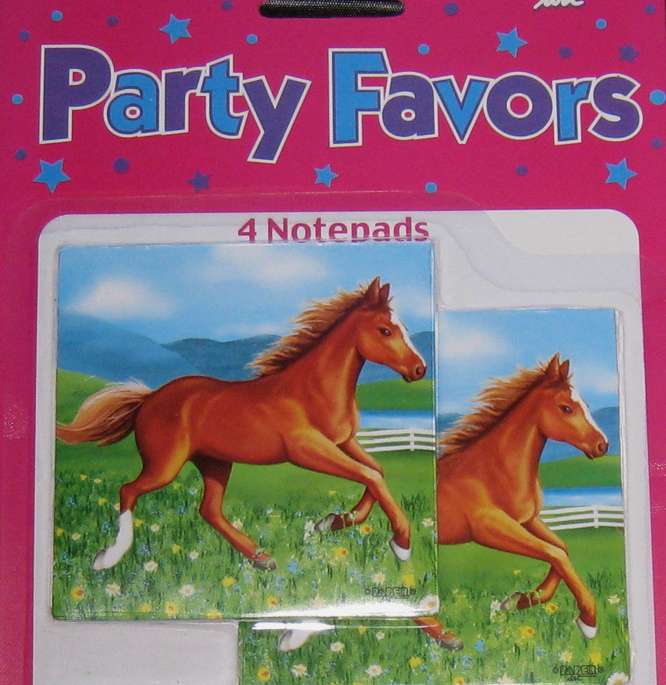 My Horse Note Pads