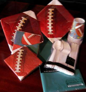 Football Fan Fun Package
