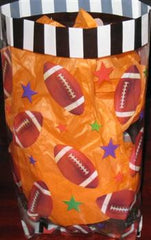 Football Loot Bags-Favors