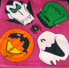 Monster Mash Lunch Napkins