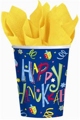 Hanukkah Fun Beverage Napkins