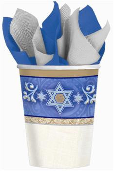 Hanukkah Judaic Traditions Cup