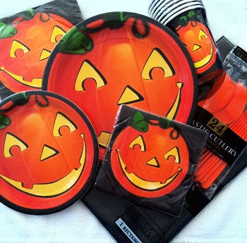 Pumpkin Glow More Fun Party Package