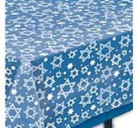 Hanukkah Star of David Table Cover