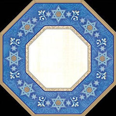 Hanukkah Judaic Traditions - Dinner Napkins
