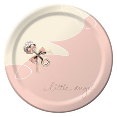 Little Angel Plastic Table Cover