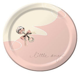 Little Angel - Plates - 8 3/4""