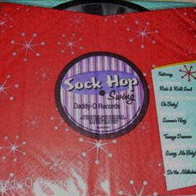 Rock 'n Roll - Lunch Napkins