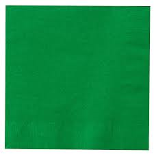 Lunch Napkins - Festive Green - 20