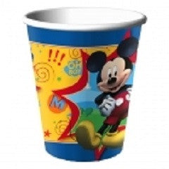 Mickey Mouse - Cups - 9 oz.