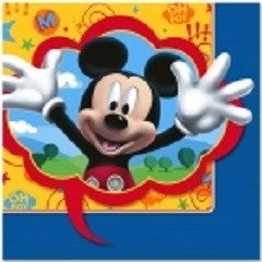 Mickey Mouse - Lunch Napkins