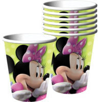 Minnie Mouse - Cups - 9 oz.