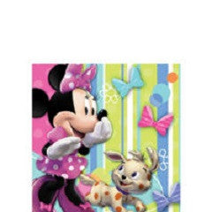 Minnie Mouse - Beverage Napkins